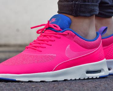 """Nike Wmns Air Max Thea Premium """"Hyper Pink"""""""