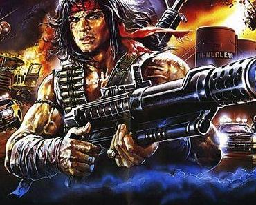 Review: THUNDER - EINE LEGENDE IST GEBOREN! - First Blood mit dem Tomahawk