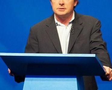 Michael J. Fox schockiert über Robin Williams' Parkinson Diagnose