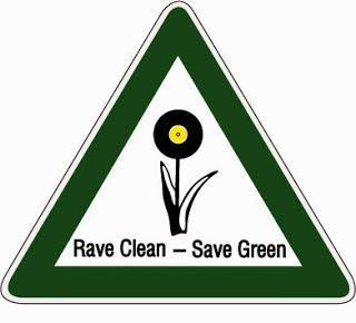 Rave clean save green - Demonstration für umweltfreundliche Free Open Airs & Kulturveranstaltungen