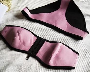 New in: Neopren Bikini Triangl look'a'like Dupe