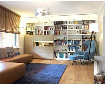 Serie Teil 5: Umbau eines Wohnhauses aus den 70er Jahren – Wohnzimmer