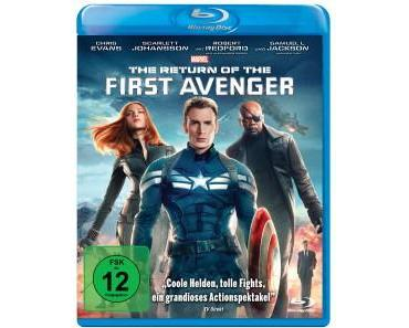 "Filmkritik ""The Return of the First Avenger"" (Blu-ray)"