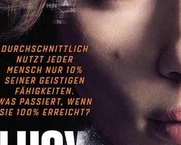"""Filmkritik zu """"Lucy"""" (seit 14. August im Kino)"""