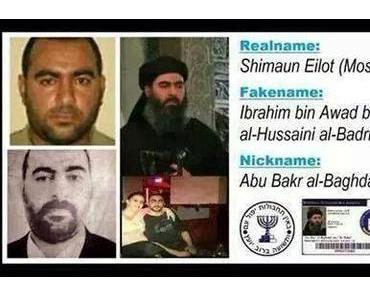 """Ist der Chef von """"Islamischer Staat"""" Agent des Westens?"""