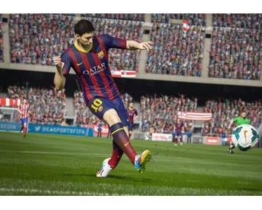 FIFA 15: Österreich und Schweiz besitzen eigenes Cover