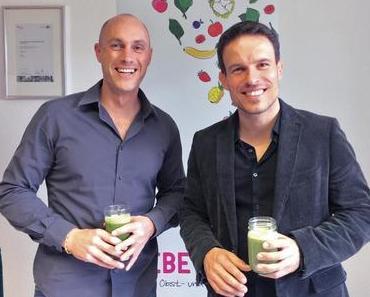Grüne Smoothies sind der beste Start in den Tag – Die Lebepur-Gründer im Interview