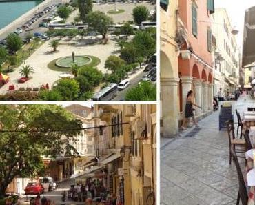 Korfu – Ausflug in die Hauptstadt Kérkira 🏰