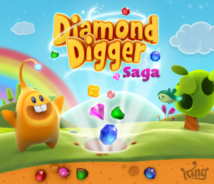 Diamond Digger Saga bald auch für Android und iOS