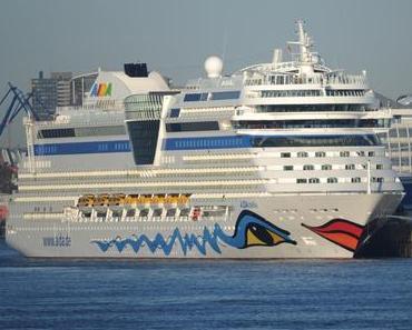 AIDA Cruises: Ab Montag gibts die Berichte live von der AIDAluna...