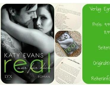 Real – Nur für dich von Katy Evans