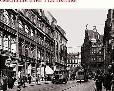 Der Kurfürstendamm Dresdens. Die Prager Straße