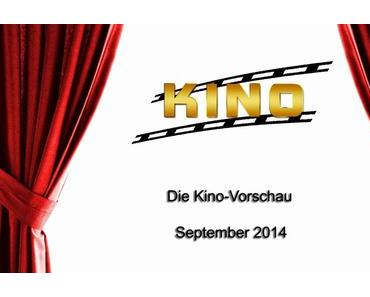 Kino & Film // Die Neustarts & Highlights 2014 - September
