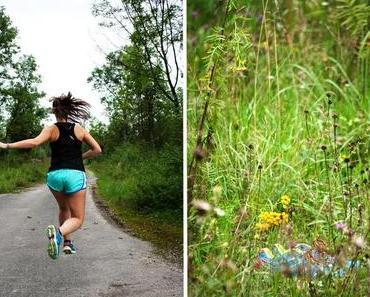 Laufen ist wie Fliegen
