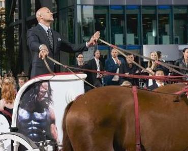 Dwayne Johnson: Hercules in Berlin!