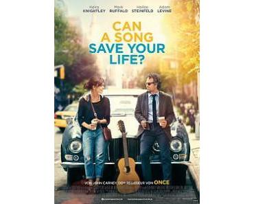 "Blogger Aktion zum Kinostart von ""Can A Song Save Your Life"""
