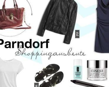 Designer Outlet Parndorf – Shoppingausbeute