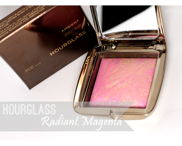 |Hommage an| Hourglass Ambient Lighting Blush