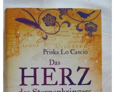 Das Herz des Sternenbringers von Priska Lo Cascio – Rezension