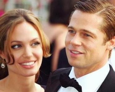 Brad Pitt u. Angelina Jolie haben geheiratet - neueste Infos zur Hochzeit von Brangelina