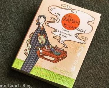 Das Japan Kochbuch von Kenichi Kusano & Tian Tang, Bilder, Geschichten, Rezepte