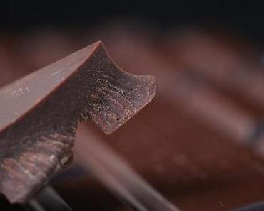 Dunkle Schokolade – Iss sie!