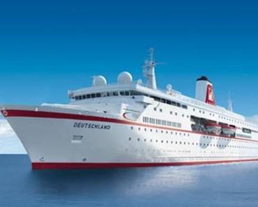 Rückblick auf die DEUTSCHLAND-Tage: Ein Inselwochenende auf dem Original-Traumschiff, das Politik zum Anfassen bot
