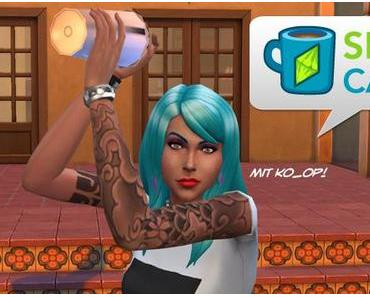 Sims-Café #2 – In Sims 4 kannst du alles sein!