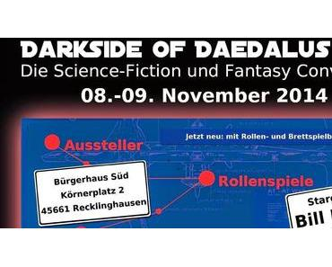 Unsere Vampire bei der Dark Side of Daedalus Convention