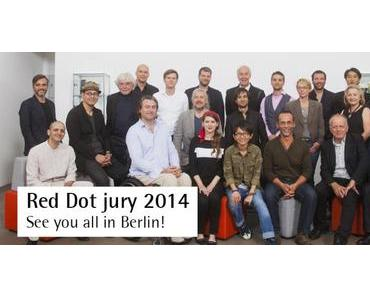 Red Dot Award: CD 2014