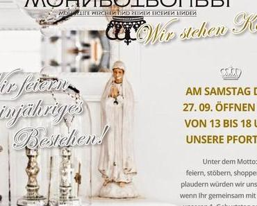 Ein Shabby Chic Shop in Österreich feiert Geburtstag ...