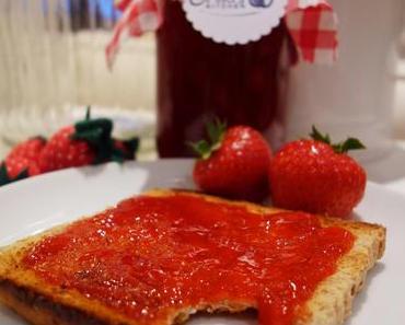 Erdbeer-Jägermeister Marmelade