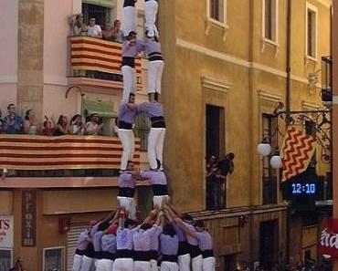 Katalanische Innovation: Mehrstöckige, vertikale Demos!