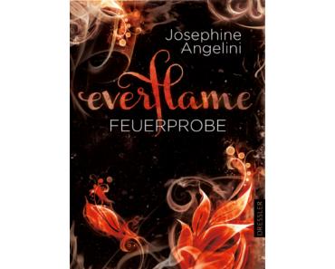 [Coverparade] Die Everflame-Trilogie von Josephine Angelini