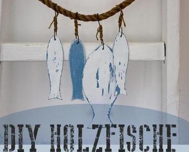 DIY Holzfische