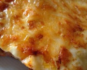 Lasagne selbstgemacht - mit Rezept