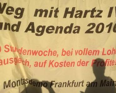 Weg mit Hartz IV und Agenda 2010 !