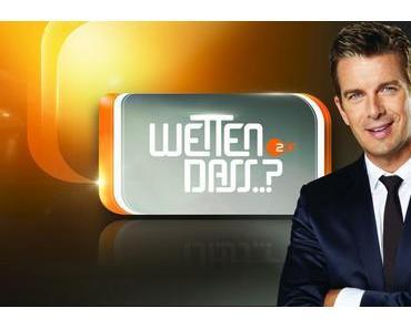 TV-Tipp – Wetten, dass …? aus Sommerpause zurück