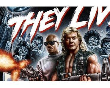 Sie leben! kommt als Blu-Ray Mediabook!