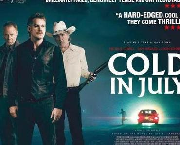 Review: COLD IN JULY -  Out for Retro-Justice