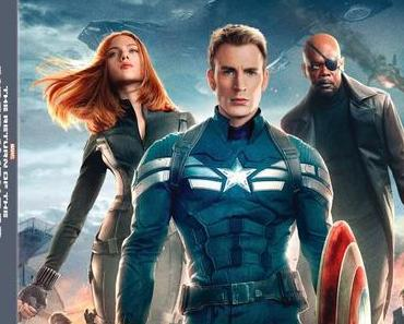 "FILMKRITIK: ""The Return of the First Avenger"""