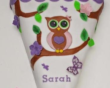 Eine Schultüte zum Schulanfang für meine Tochter