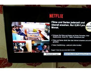 Netflix – seit heute in Deutschland verfügbar
