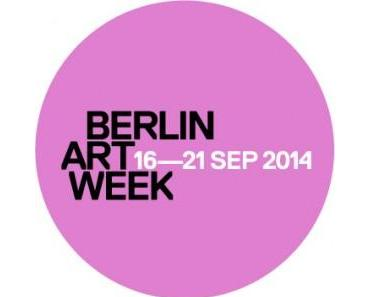 What´s On in Berlin: Berlin Art Week