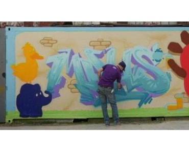 Die Sendung mit der Maus erklärt: Graffiti