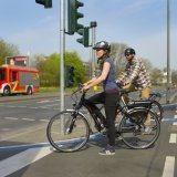 Die 10 Gebote für sicheres Radfahren