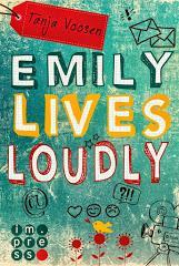eBook Rezension: Emily lives loudly von Tanja Voosen
