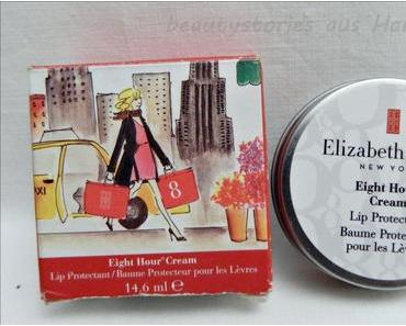 25.09.14 - [Kurze Review] Elizabeth Arden 8h Cream Lip Protectant