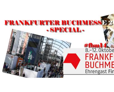 Frankfurter Buchmesse 2014 // Programmübersicht vom 11. Oktober 2014