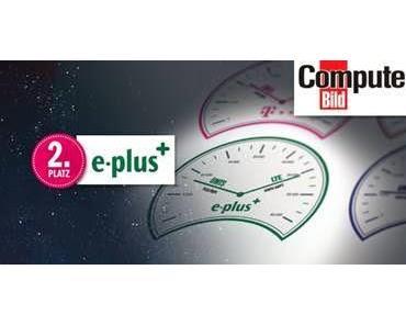 [Netztest] E-Plus auf Platz 2 in der Gesamtwertung